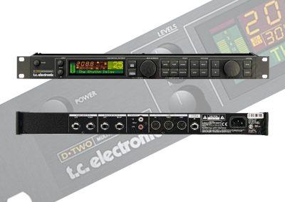 TC Electronic D-Two Digital Delay