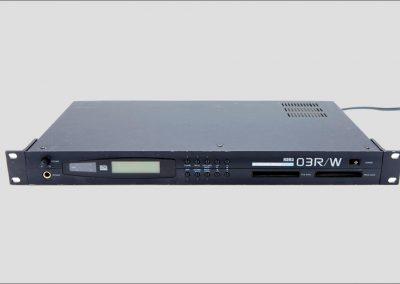 Korg 03r/w Rack-mount synthesizer