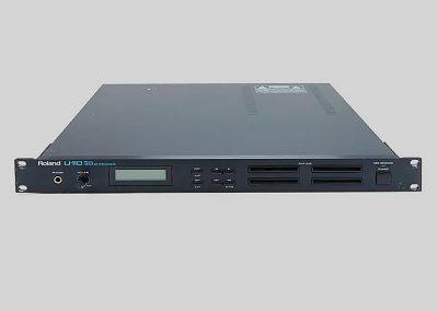 Roland U-110 basic rack-mount sound module