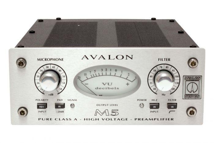 Avalon M5 Mic. Pre-Amp