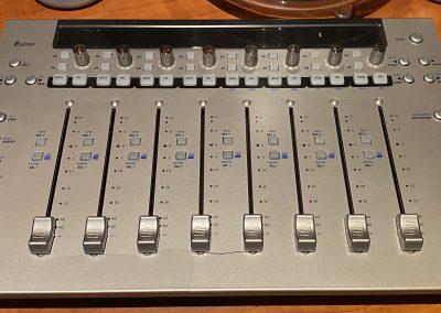 Euphonix MC Mix Eucon Controller (original version)