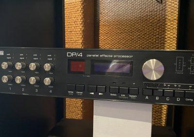 Ensoniq DP-4 FX Processor