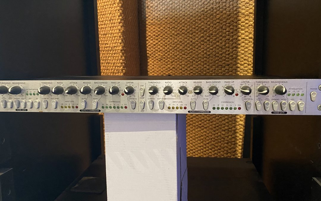Focusrite Platinum Compounder