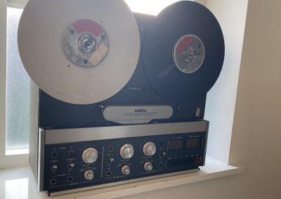 Revox B-77 MK2 Tape Recorder